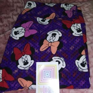 Disney Lularoe TC Leggings EUC